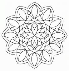 the most stylish geometric coloring pages for warm diamond ring