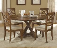 60 inch round dining table set hekman tuscan estates 60inch round