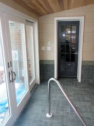 French Door Spa Indianapolis Indoor Spa Room Renovation Wrightworks Llc In