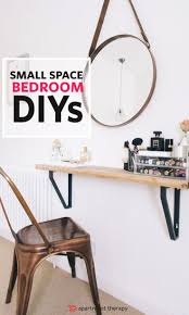 the 25 best small bedrooms ideas on pinterest decorating small space savers 11 smart bedroom diys to try