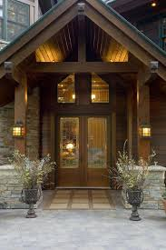 home front decor ideas outdoor front entry decorating ideas entry rustic with front porch
