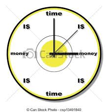 theme clock time is money clock theme words time is money in place of