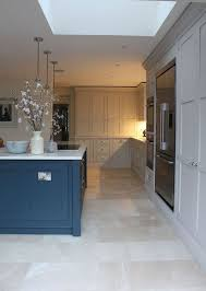 gray kitchen cabinets blue island 25 blue and grey kitchen designs that inspire digsdigs
