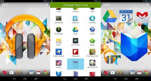 resize photo android how to resize enlarge apps icons in android phones