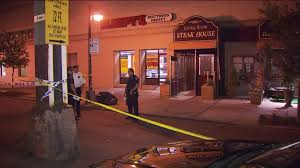 2 men shot at brooklyn steakhouse new york u0027s pix11 wpix tv