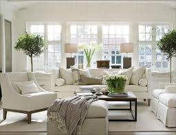 Home Decor Plants Living Room by Great White Living Room Decor 36 Regarding Home Decoration Ideas