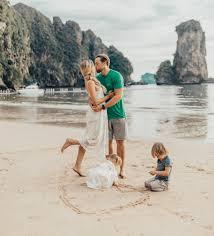 amber fillerup family time in thailand littluns pinterest