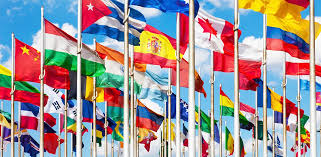 University Flags Modern Languages Southern Adventist University