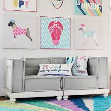 Sofa For Teenage Room Best 25 Pb Teen Rooms Ideas On Pinterest Teen Bedroom