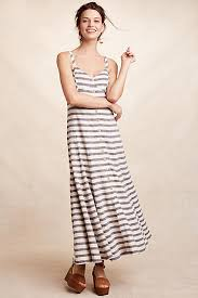Pierre Dress Anthropologie Striped Maxi Dress Striped Maxi Dresses Striped Maxi And Maxi