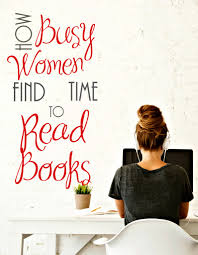 busy women books