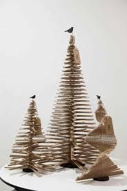 cardboard christmas tree cardboard christmas tree decorating ideas ne wall