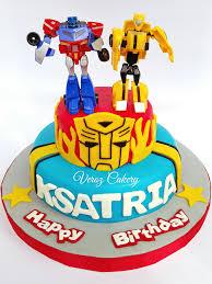 transformers birthday cakes transformers verozcakery
