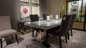 Soho Dining Chair Magnolia Collection Dining Table Shown With Soho Dining