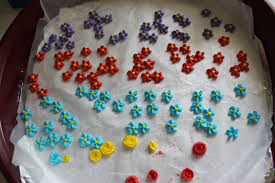 Money Cake Decorations Baking Recipes And Nail Design All In One Drop Flowers For Cake