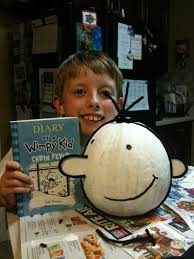 10 best wimpy kid images on wimpy kid pumpkin ideas