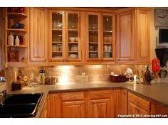 kitchen backsplash ideas with oak cabinets subway tile backsplash with oak cabinets search kitchen