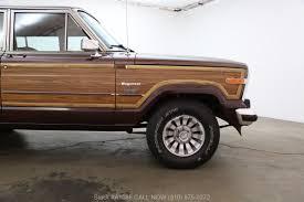 1971 jeep wagoneer 1981 jeep wagoneer limited beverly hills car club