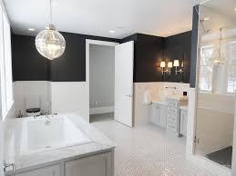 Paint For Bathroom Walls Black Painted Bathroom Walls Design Ideas