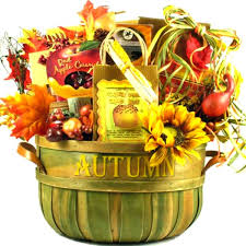 baking gift basket taste of autumn x large fall gift basket