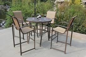 decorating bar table outdoor tall outdoor patio set bar height patio