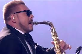 Saxophone Meme - epic sax guy returns to eurovision 2017