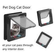 Interior Cat Door With Flap by Cat Doors