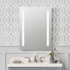 Metal Framed Bathroom Mirrors by 24