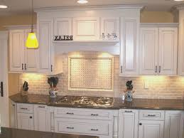 backsplash simple new trends in kitchen backsplashes home decor