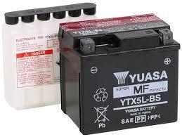 yuasa yuam32x5b ytx5l bs battery battery chargers amazon canada