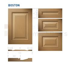 kitchen cabinet door and drawer styles boston collection shaker raised panel kitchen cabinet