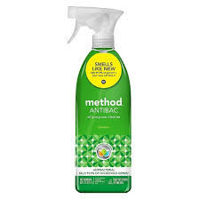 Amazon Com Method Daily Wood by Method Cleaning Products Antibacterial Cleaner Bamboo Spray Bottle