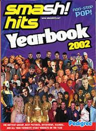 yearbook uk s club 7 smash hits yearbook 2002 uk book 286130 1 902836 82 0