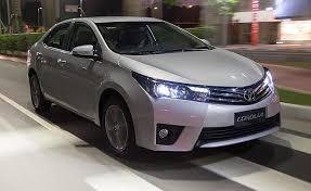 Preferidos Espaçoso, Corolla 2015 é gostoso de dirigir - AUTO ESPORTE   Análises &PV02