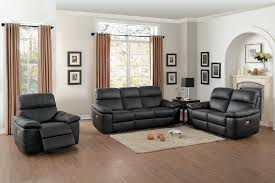 Power Reclining Sofa Set Homelegance Nicasio Power Reclining Sofa Set Brown Leather