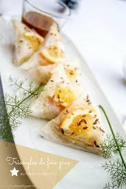 recette cuisine tous les jours triangles de foie gras au fenouil et à l orange recette cuisine