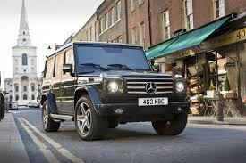 dealer mercedes mercedes g class returns to uk market