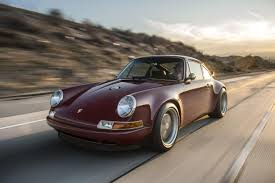 singer porsche singer to display two standout 911s at amelia island concours