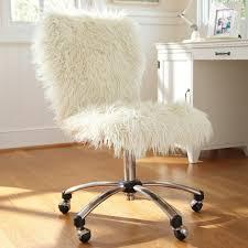 faux fur desk chair bedroom lounge chair cheap radionigerialagos com