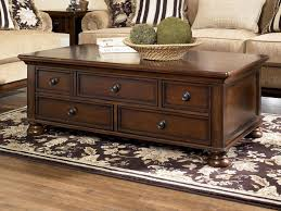 Living Room Table With Storage Gorgeous 70 Dark Wood Living Room Table Sets Design Inspiration