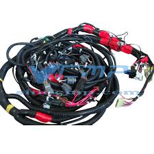 pc300 6 komatsu external wiring harness cmp technology co limited