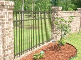 wrought iron fencing repair parts peiranos fences elegant
