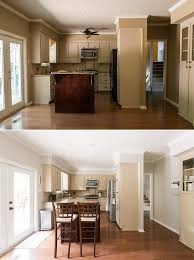 Revere Pewter Kitchen Cabinets Our House U2013 One Year Later Kati Mallory Photo U0026 Design