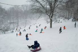 how often the country s largest districts snow days the