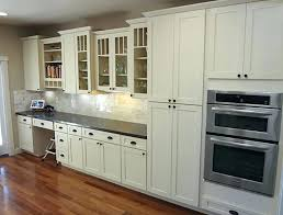 Shaker Cabinet Door Construction Kitchen Cabinet Shaker Style Cabinets Maple Inside Unfinished