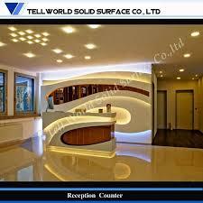 home design modern design mercial bar counter salon reception