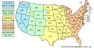 area code de usa map usa time zones major tourist attractions maps