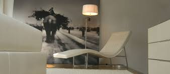 Leather Chandelier Contemporary Chaise Longue Leather Chandelier By Stefano