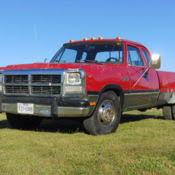 dodge 1992 cummins 1992 dodge cummins diesel 4x4 dually dodge other