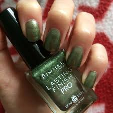 finding the best christmas nail polish rimmel u2013 rags to riches